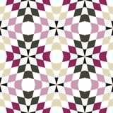 Seamless geometric pattern background Royalty Free Stock Images