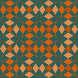 Seamless geometric pattern background Royalty Free Stock Photo