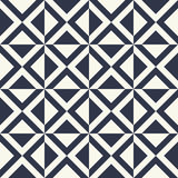 Seamless geometric pattern. Seamless pattern,geometric background design for fabric and decor Royalty Free Stock Photos