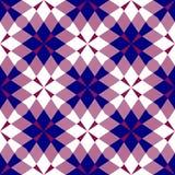 Seamless geometric pattern background Stock Image