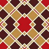 Seamless geometric pattern background Royalty Free Stock Photography