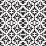 Seamless geometric pattern background. Royalty Free Stock Images