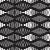 Seamless geometric pattern with circles Royalty Free Stock Photo
