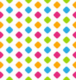Seamless Geometric Pattern, Colorful Kid Pattern Stock Images