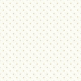 Seamless geometric pattern. Connected lines with dots. Vector illustration Stock Photo