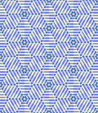 Seamless geometric pattern. Stock Photos