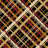 Seamless geometric pattern with diagonal endless, vector  Royalty Free Stock Images
