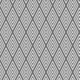 Seamless geometric pattern, diamond, zigzag Royalty Free Stock Photos