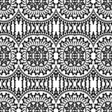 Seamless geometric pattern in ethnic style Royalty Free Stock Photography