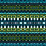 Seamless geometric pattern in ethnic style. Patterns of American Indians. The texture of the cover, fabric, background, paper, wra. Pping. Vector illustration in Stock Image
