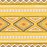 Seamless geometric pattern. Ethnic and tribal motifs. Print for Royalty Free Stock Photo