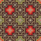 Seamless geometric pattern geomentrical elements illustration or Stock Photos