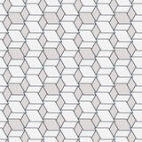 Seamless geometric pattern. Geometric simple print. Vector repeating texture. Stock Images