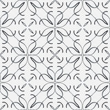 Seamless geometric pattern. Geometric simple print. Vector repeating texture. Royalty Free Stock Photos