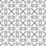 Seamless geometric pattern. Geometric simple print. Vector repeating texture. Seamless geometric pattern. Vector repeating texture. Geometric simple print Stock Illustration