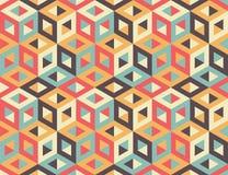 Seamless geometric pattern. Geometric simple print. Vector repeating texture. Seamless geometric pattern. Vector repeating texture. Geometric simple print Stock Images