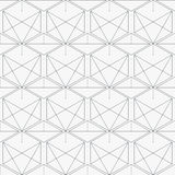 Seamless geometric pattern. Geometric simple print. Vector repeating texture. Stock Photos