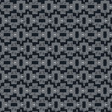 Seamless geometric pattern. Geometric simple print. Vector repeating texture. Stock Image