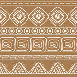 Seamless geometric pattern stock illustration