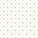 Seamless geometric pattern. Stock Image