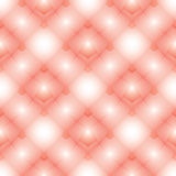 Seamless geometric pattern with hearts Stock Photography