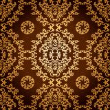 Seamless Geometric Pattern in Islamic Style. Royalty Free Stock Photos