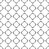 Seamless geometric pattern in islamic style Royalty Free Stock Image