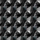 Seamless geometric pattern. Line style Royalty Free Stock Photos