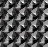 Seamless geometric pattern. Line style Stock Photo