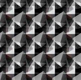 Seamless geometric pattern. Line style Royalty Free Stock Image