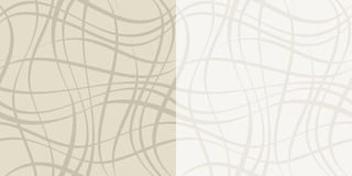 Seamless geometric pattern with lines Royalty Free Stock Photos
