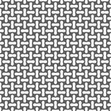 Seamless geometric pattern of metal or woven fiber. Vector Illustration. Seamless geometric pattern of metal or woven fiber. Vector vector illustration