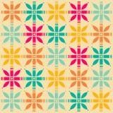 Seamless geometric pattern, modern background Royalty Free Stock Image