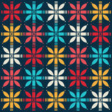 Seamless geometric pattern, modern background Stock Images
