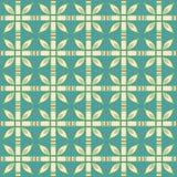 Seamless geometric pattern, modern background Royalty Free Stock Photography