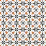 Seamless geometric pattern, modern background Royalty Free Stock Photo