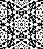 Seamless geometric pattern in modern hipster style Royalty Free Stock Photo