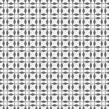 Seamless geometric Pattern In Mono Line Style. Can be used as background or stylize. Vector illustration Stock Images