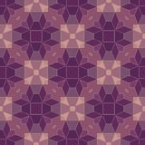 Seamless geometric pattern_6. Mosaic vector pattern.  Perfect for wallpaper design, textile design or anyone another your design idea Royalty Free Stock Photo