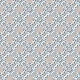 Seamless geometric pattern. Ornamental texture. Stock Images