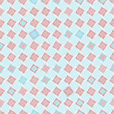 Seamless geometric pattern in pale colors. Seamless abstract geometric pattern in pale colors Stock Photo