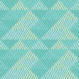 Seamless geometric pattern. A pattern of stripes. Scribble texture. Textile rapport Royalty Free Stock Photo