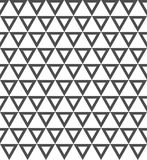 Seamless Geometric Pattern. Regular Tiled Ornament. Vector. Stock Photo