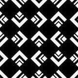 Seamless geometric pattern with rhombuses. Stock Photo