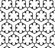Seamless geometric pattern Stock Photo