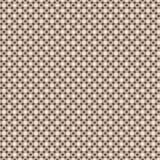 Seamless geometric pattern with stars Stock Image