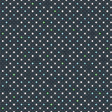 Seamless geometric pattern with stars Stock Photos