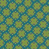 Seamless geometric pattern Stock Photos