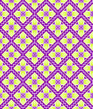 Seamless geometric pattern Stock Image