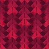 Seamless geometric pattern. The texture of the corners. Scribble texture. Textile rapport Stock Photography